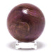 Ruby Polished Sphere - Venusrox - 2