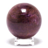 Ruby Polished Sphere - Venusrox - 3