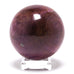 Ruby Polished Sphere - Venusrox - 4