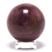 Ruby Polished Sphere - Venusrox - 5