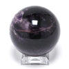 Amethyst with Cacoxenite Sphere from Brazil | Venusrox