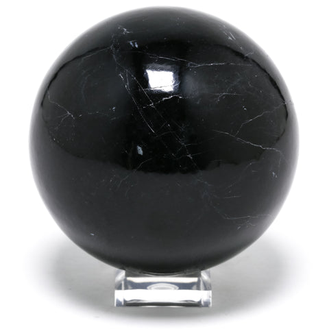 Tourmaline (Black) Sphere