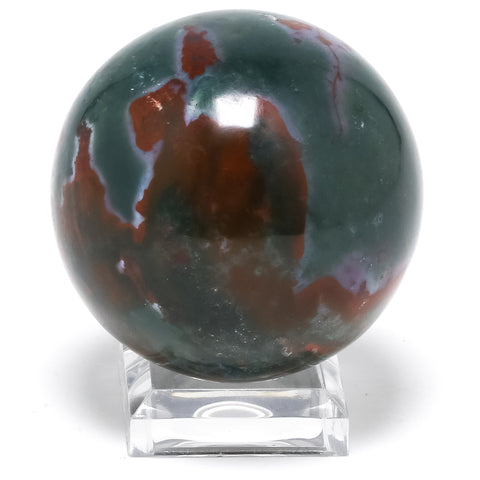 Bloodstone Sphere