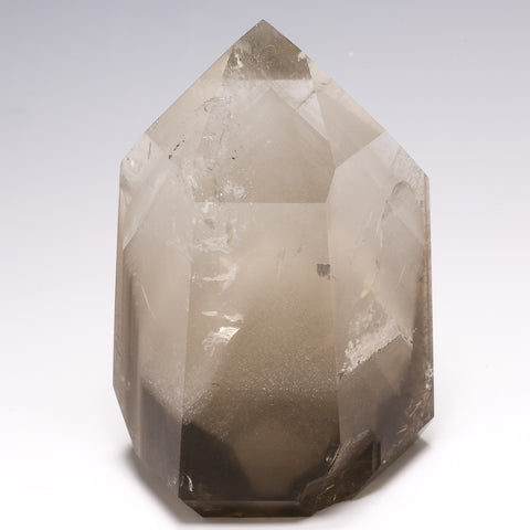 Quartz (Smoky) Phantom Polished Point