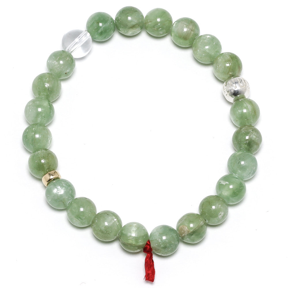 Kyanite (Green) Bracelet