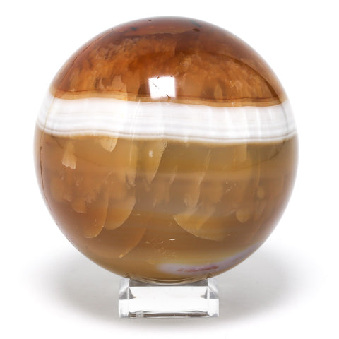 Carnelian Polished Sphere