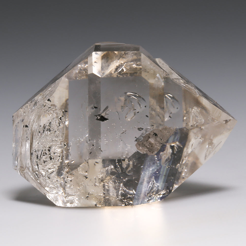 'A Grade' Herkimer 'Diamond' Quartz Natural Crystal from the Ace of Diamonds Mine, Herkimer County, New York State, USA | Venusrox