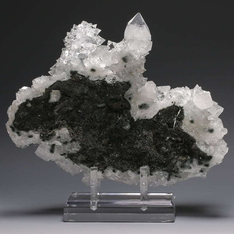 Apophyllite with Stilbite Natural Cluster from Jalgaon, Maharashtra, India | Venusrox