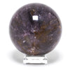 Lepidolite Polished Sphere from Mozambique | Venusrox