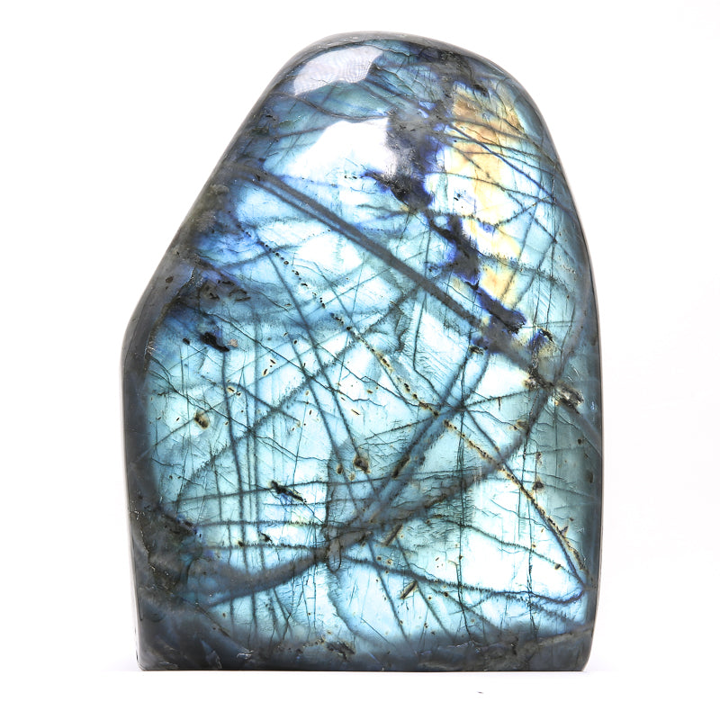 Labradorite Polished Freeform from Madagascar | Venusrox