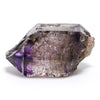 Amethyst in Smoky Quartz (Brandberg) Natural Crystal