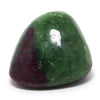 Ruby & Zoisite Polished Crystal from India | Venusrox