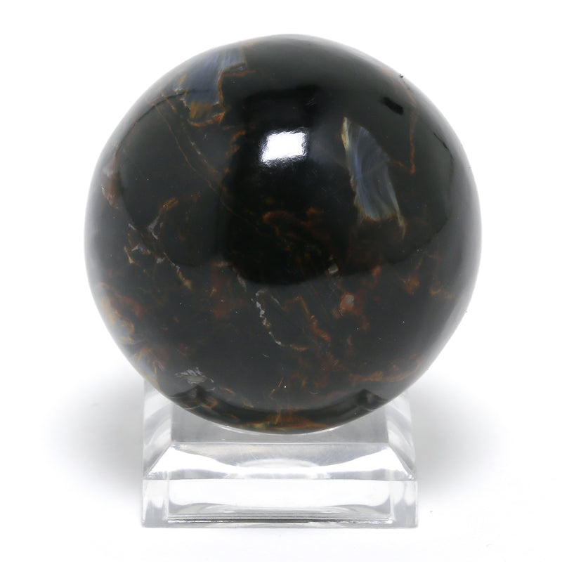 Pietersite Sphere from Namibia | Venusrox