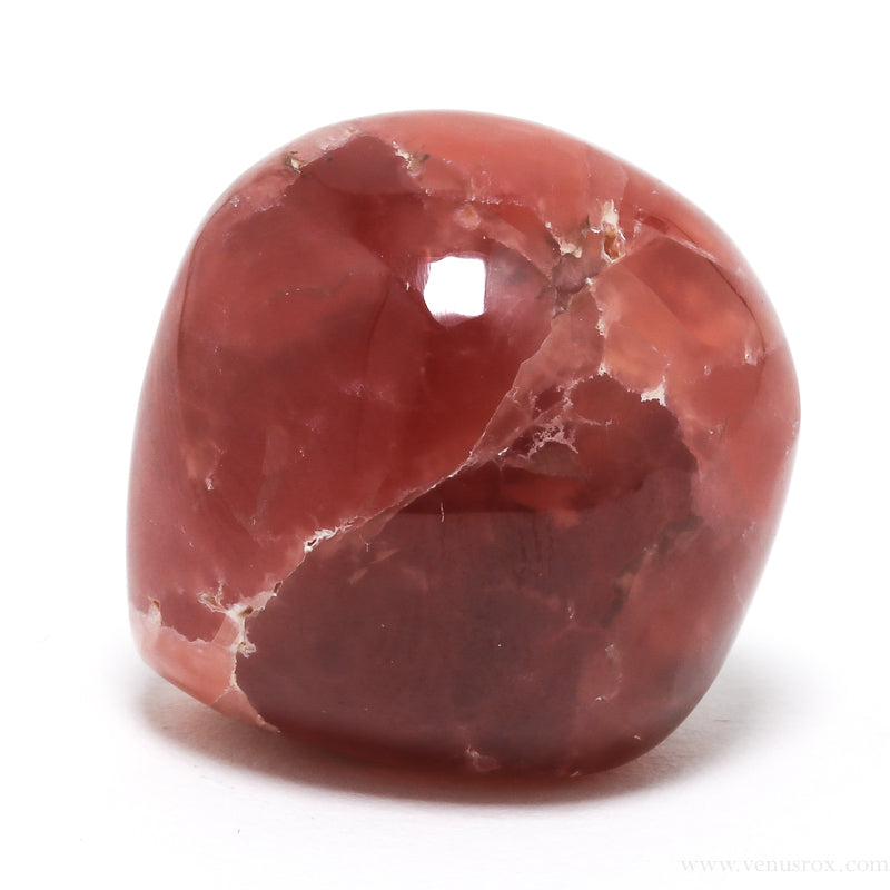 Rhodochrosite Polished Crystal from Argentina | Venusrox