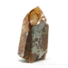 Amphibole in Quartz (Angel Phantom Quartz) Polished Point From Brazil | Venusrox