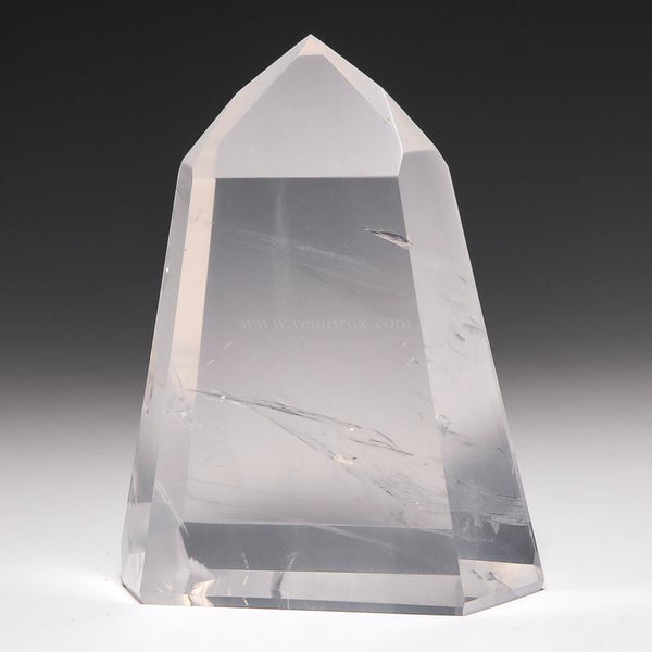 Girasol Quartz Polished Point from Brazil | Venusrox