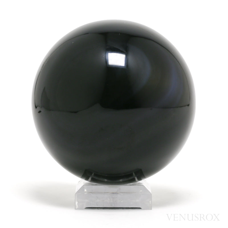 Rainbow Obsidian Sphere from Mexico | Venusrox
