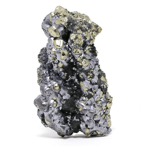 Pyrite and Galena Cluster