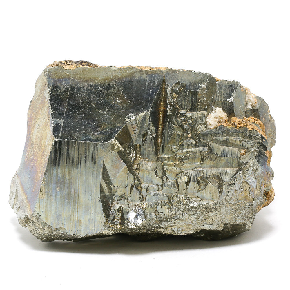 Pyrite Natural Crystal