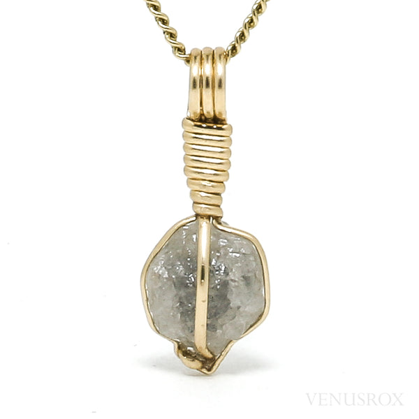 Diamond Crystal Pendant from Canada | Venusrox