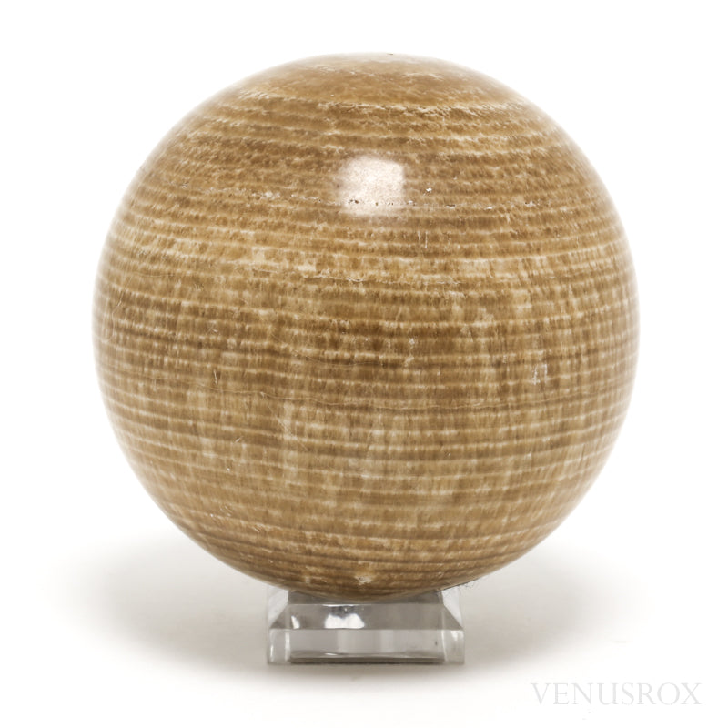 Aragonite Polished Sphere from Peru | Venusrox