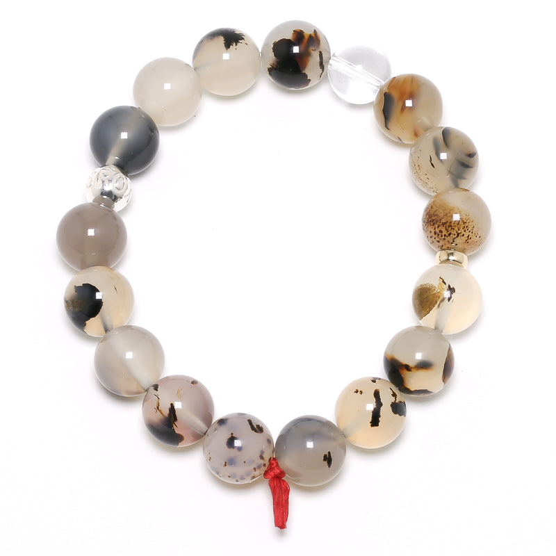 Montana Agate Bracelet from the USA | Venusrox