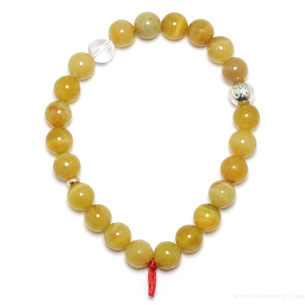 Yellow Opal Bracelet from Mexico | Venusrox