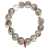 'A Grade' Silver Rutilated Quartz Bracelet from Brazil | Venusrox