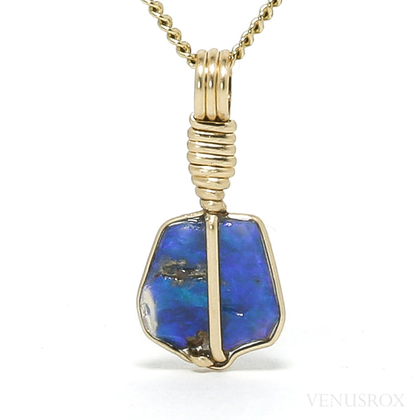 Opal Natural Crystal Pendant from Australia | Venusrox