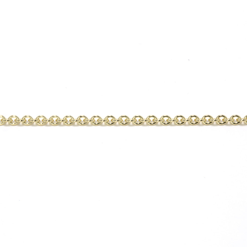 Gold Close Trace Chain (9ct Yellow Gold) (G50CTT) - Venusrox