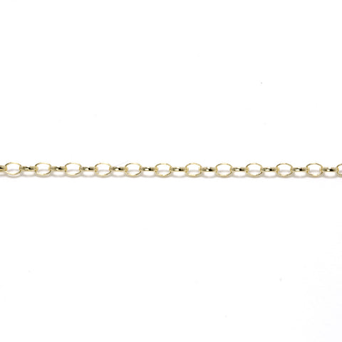 Gold Belcher-Mini Chain (9ct Yellow Gold) (GMIN) - Venusrox
