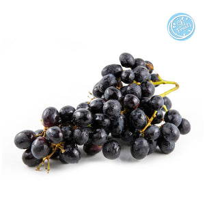 AIR CHIEF BLACK SEEDLESS GRAPES (U.S.A) - SOFruitsg | Singapore's Premier Fruit Delivery