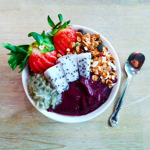 Açaí Bowl (Dry Toppings) - SOFruitsg | Singapore's Premier Fruit Delivery