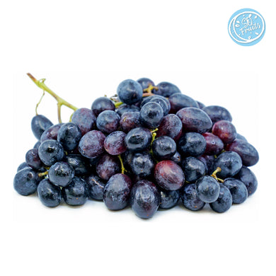 SEEDLESS BLACK TABLE GRAPES (U.S.A) - SOFruitsg | Singapore's Premier Fruit Delivery