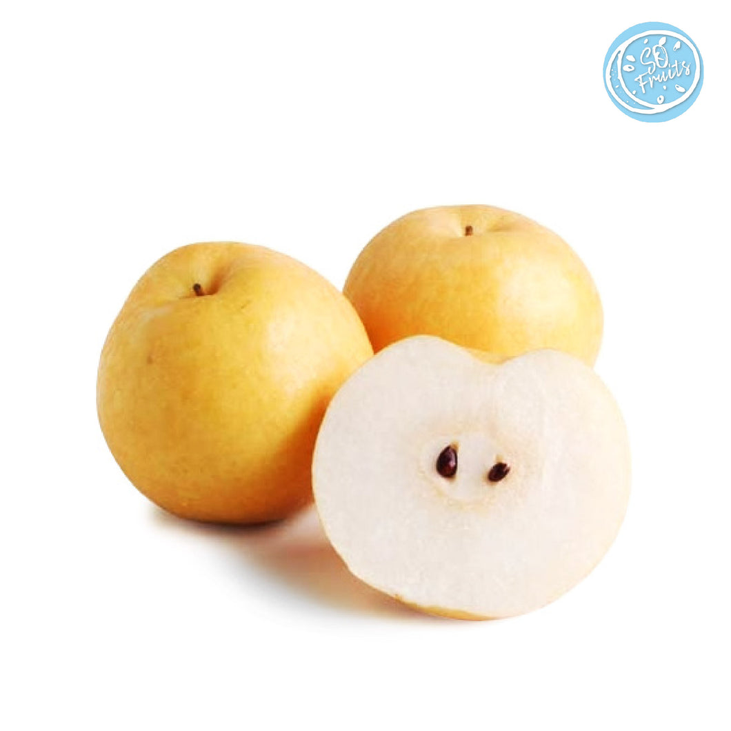 NAM SHUI PEAR (CHINA) - SO.Fruits | Singapore's Premium Fruits Delivery