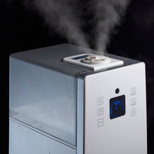 Load image into Gallery viewer, Digital Ultrasonic Cool & Warm Mist Humidifier with Aroma Function HF 710