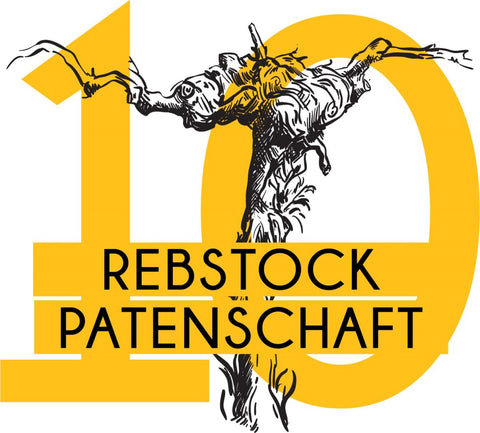 Rebstockpatenschaft M - Weingut WoW by Wolfgang Bender