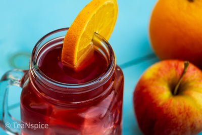 Ways To Get Cooler With Fruity Ice Tea Infusion