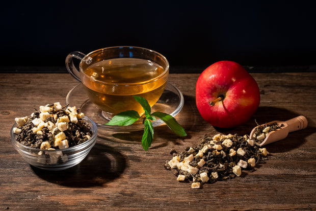 Green Tea with Apple - Tea N spice