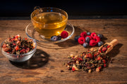Green Tea with Wild Fruit - Tea N spice