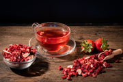 Strawberry & Vanilla infusion - Tea N spice