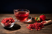 Strawberry infusion - Tea N spice