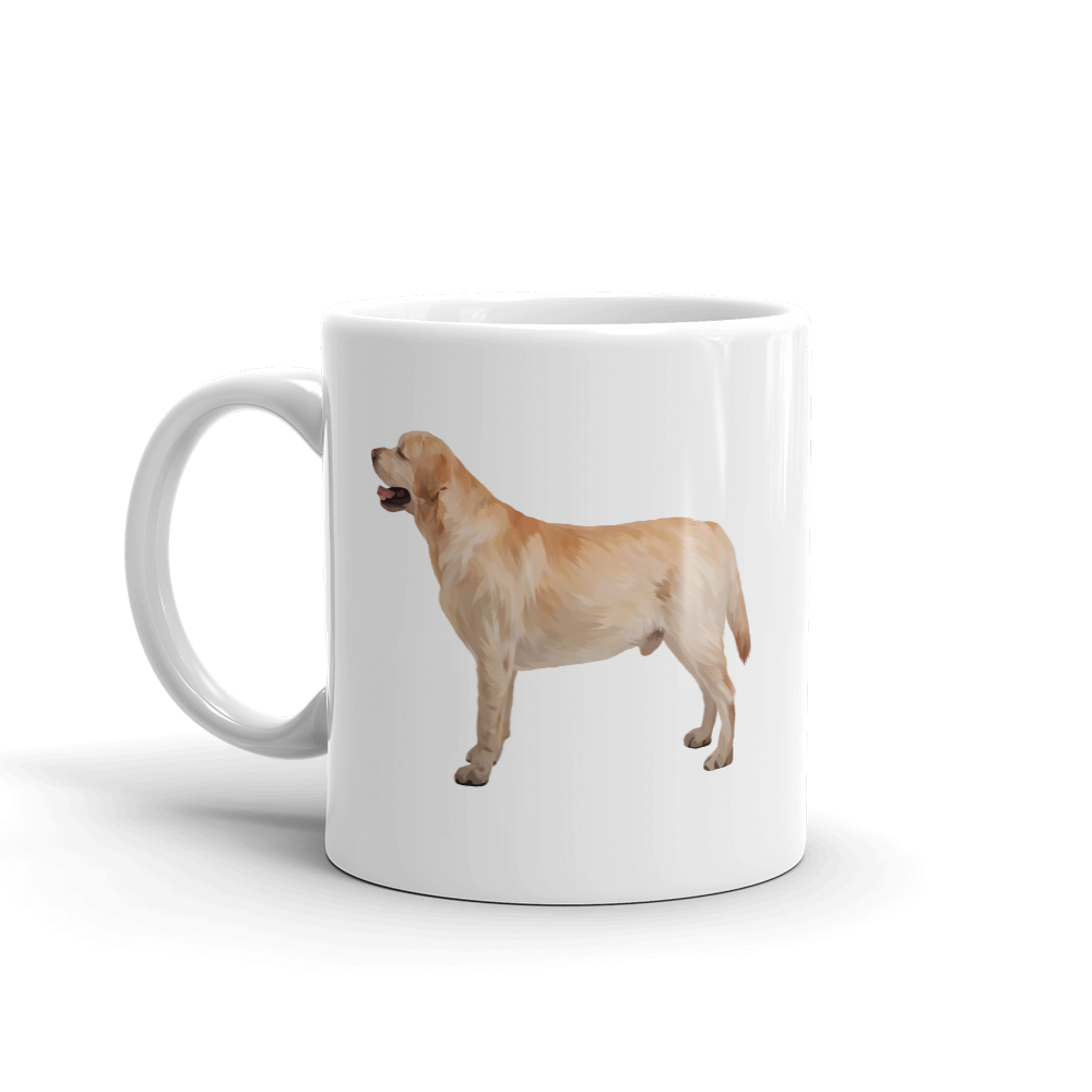 Labrador Retriever Heritage Mug - Pedigree Prints