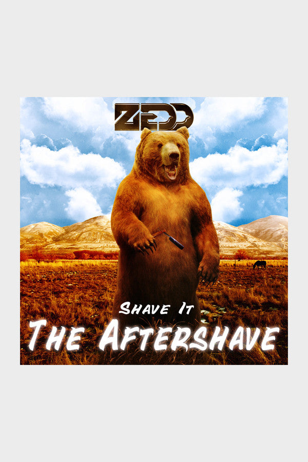 Zedd 'The Aftershave' EP