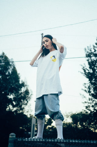 SUS BOY 'TRAPPED' T-SHIRT // UNISEX