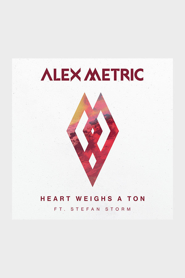Alex Metric 'Heart Weighs A Ton'