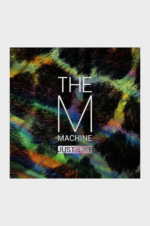 The M Machine 'Just Like' EP