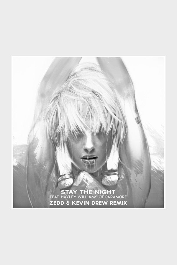 Zedd 'Stay The Night (feat. Hayley Williams of Paramore)' Remix