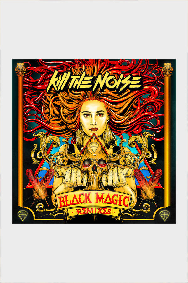 Kill The Noise 'Black Magic' Remix