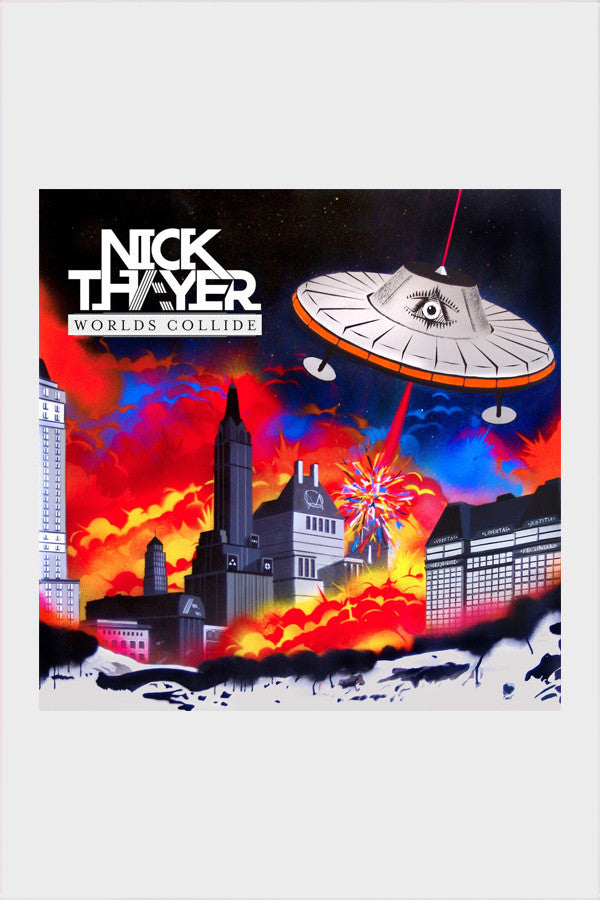 Nick Thayer 'Worlds Collide' EP